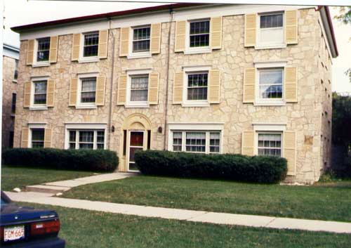 2 Bedroom apartment for rent at 4370 N Wilson Dr, Shorewood, WI